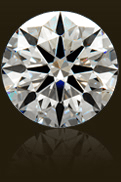 A CUT ABOVE® Round Diamond