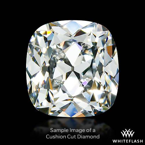 2 30 Ct G Vs2 Cushion Cut Loose Diamond
