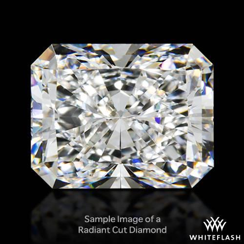 1.02 ct G VS1 Radiant Cut Loose Diamond