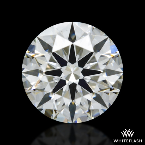 0.406 ct H VS1 Expert Selection Round Cut Loose Diamond