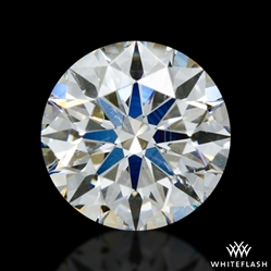 0.607 ct F SI1 Expert Selection Round Cut Loose Diamond