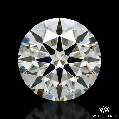 0.822 ct K VS2 A CUT ABOVE® Hearts and Arrows Super Ideal Round Cut Loose Diamond