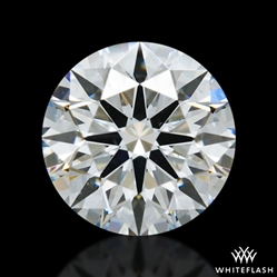 0.823 ct F VS2 A CUT ABOVE® Hearts and Arrows Super Ideal Round Cut Loose Diamond