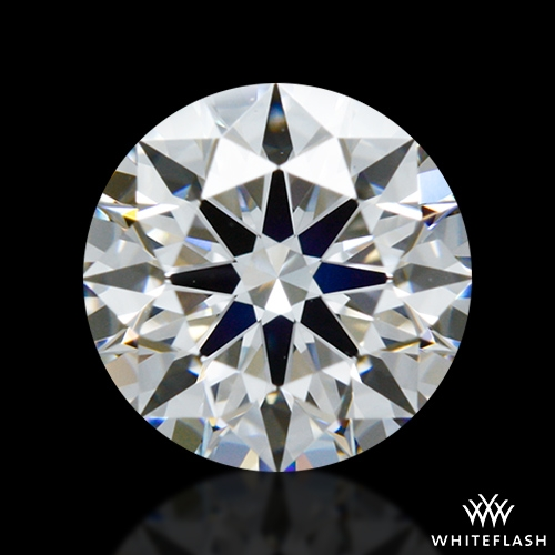 0.827 ct E VVS2 A CUT ABOVE® Hearts and Arrows Super Ideal Round Cut Loose Diamond