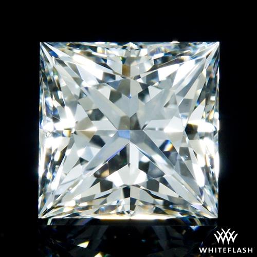 0.834 ct G VVS1 A CUT ABOVE® Princess Super Ideal Cut Diamond