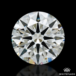 0.842 ct G VS1 A CUT ABOVE® Hearts and Arrows Super Ideal Round Cut Loose Diamond