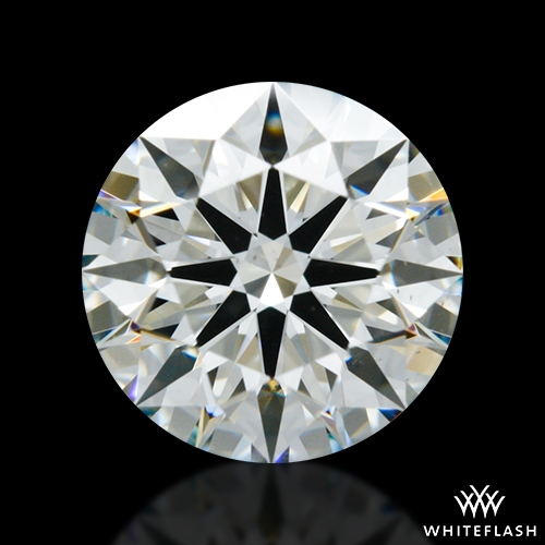 1.168 ct J VS2 A CUT ABOVE® Hearts and Arrows Super Ideal Round Cut Loose Diamond