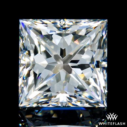 1.39 ct F VS1 A CUT ABOVE® Princess Super Ideal Cut Diamond