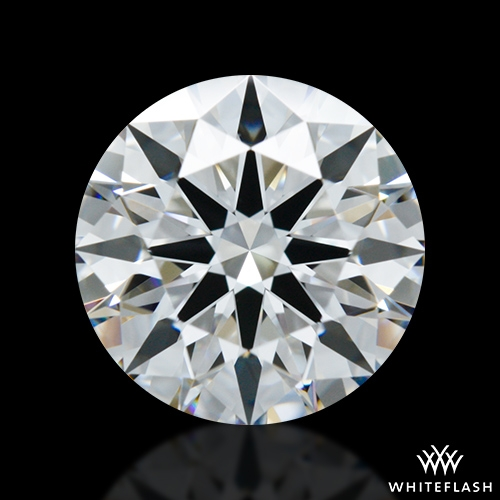 1.531 ct D VVS2 A CUT ABOVE® Hearts and Arrows Super Ideal Round Cut Loose Diamond