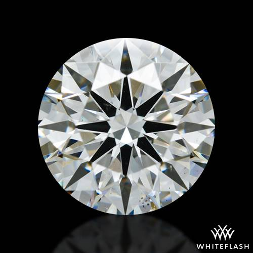 1.617 ct H SI1 Expert Selection Round Cut Loose Diamond