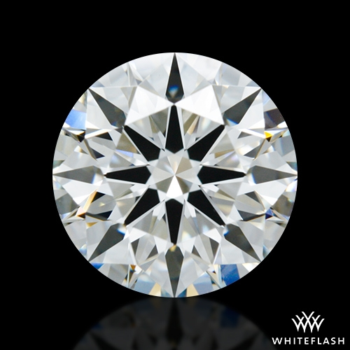 1.761 ct H VS1 A CUT ABOVE® Hearts and Arrows Super Ideal Round Cut Loose Diamond