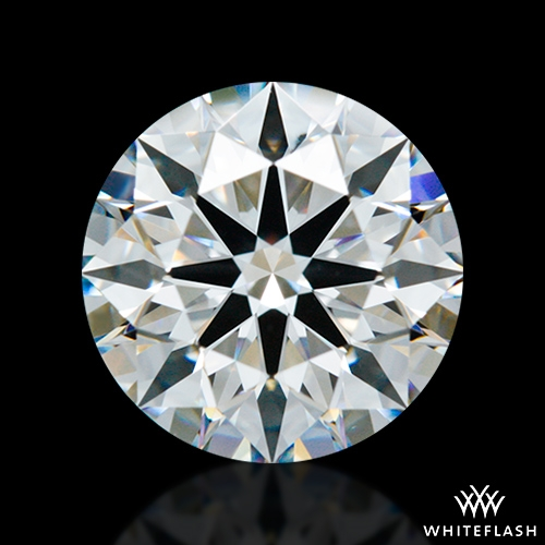2.03 ct E VS2 A CUT ABOVE® Hearts and Arrows Super Ideal Round Cut Loose Diamond