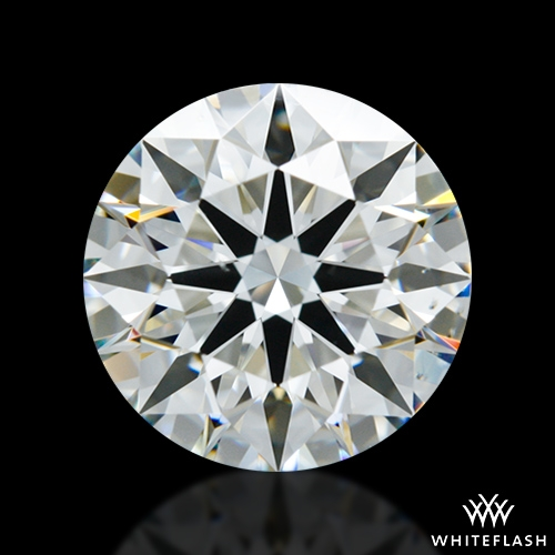 2.076 ct I VS2 A CUT ABOVE® Hearts and Arrows Super Ideal Round Cut Loose Diamond