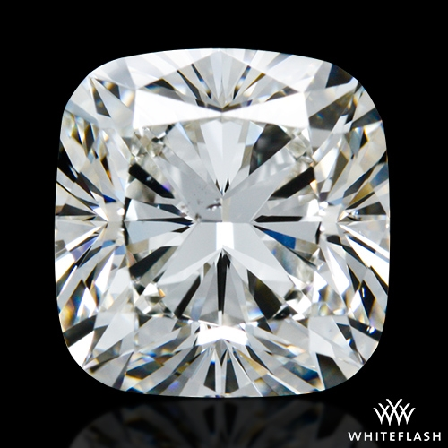 2.053 ct H SI1 Expert Selection Cushion Cut Loose Diamond