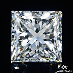 1.727 ct I VVS2 A CUT ABOVE® Princess Super Ideal Cut Diamond