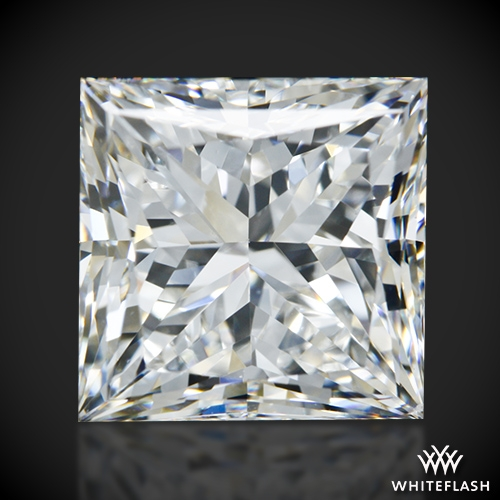 2.34 ct H VS2 Expert Selection Princess Cut Loose Diamond
