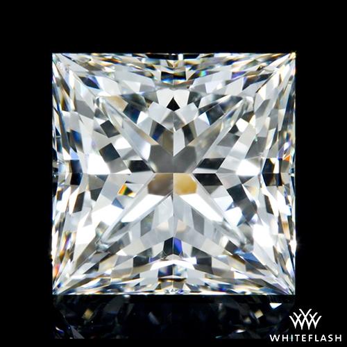 1.365 ct H VS1 A CUT ABOVE® Princess Super Ideal Cut Diamond