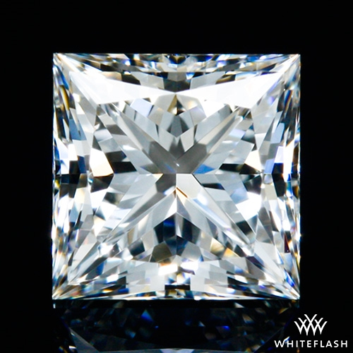 0.54 ct G VS1 A CUT ABOVE® Princess Super Ideal Cut Diamond