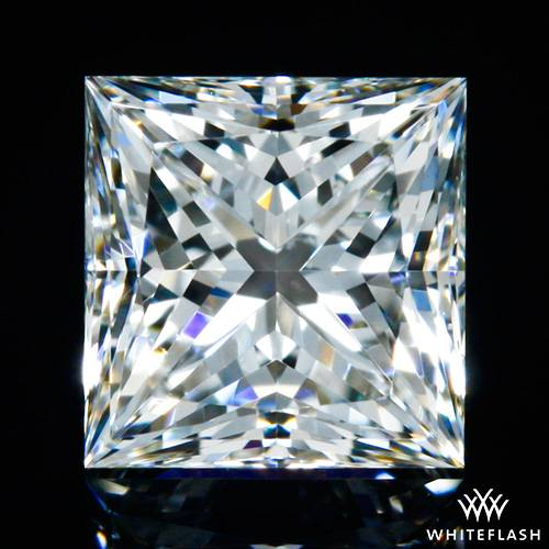 0.512 ct I VS2 A CUT ABOVE® Princess Super Ideal Cut Diamond