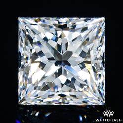 0.804 ct F VS2 A CUT ABOVE® Princess Super Ideal Cut Diamond