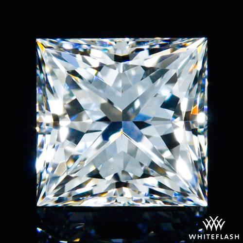 0.508 ct F VS1 A CUT ABOVE® Princess Super Ideal Cut Diamond
