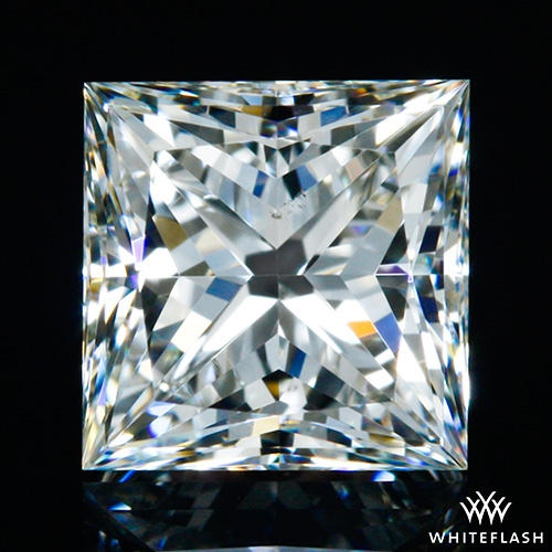 0.716 ct I VS2 Expert Selection Princess Cut Loose Diamond