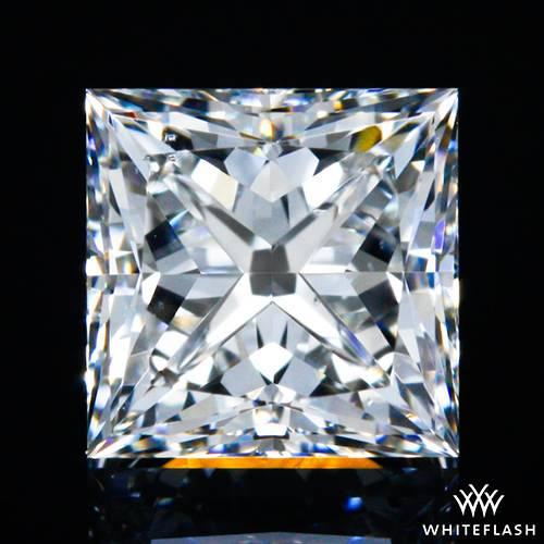 0.521 ct H VS2 Expert Selection Princess Cut Loose Diamond