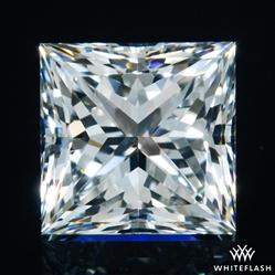 0.706 ct G VS2 A CUT ABOVE® Princess Super Ideal Cut Diamond
