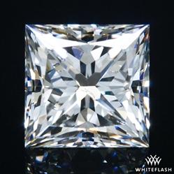 0.608 ct F SI1 A CUT ABOVE® Princess Super Ideal Cut Diamond