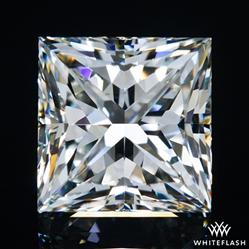 1.315 ct K VS2 A CUT ABOVE® Princess Super Ideal Cut Diamond