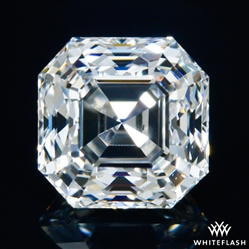 0.78 ct H VS2 Premium Select Asscher Cut Loose Diamond
