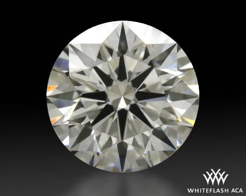 0.702 ct H SI1 Expert Selection Round Cut Loose Diamond