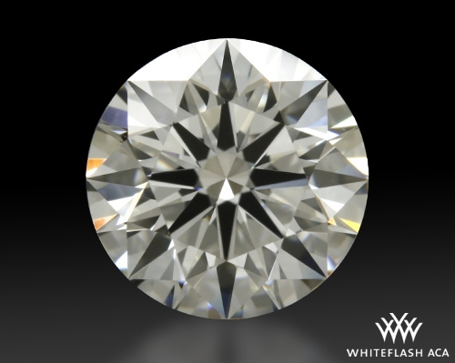 1.274 ct G VVS2 A CUT ABOVE® Hearts and Arrows Super Ideal Round Cut Loose Diamond