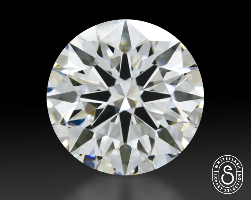 1.311 ct F VVS2 Expert Selection Round Cut Loose Diamond