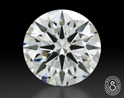 1.311 ct F VVS2 Expert Selection Round Cut Loose Diamond