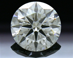0.771 ct H VS2 A CUT ABOVE® Hearts and Arrows Super Ideal Round Cut Loose Diamond