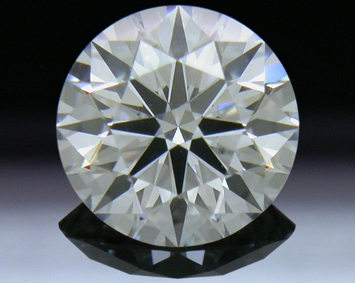 0.718 ct E VS2 A CUT ABOVE® Hearts and Arrows Super Ideal Round Cut Loose Diamond