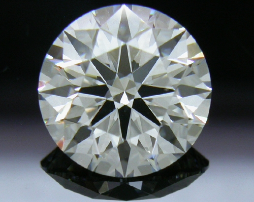 1.572 ct G VS1 A CUT ABOVE® Hearts and Arrows Super Ideal Round Cut Loose Diamond