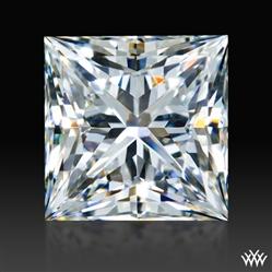 0.59 ct H VVS1 A CUT ABOVE® Princess Super Ideal Cut Diamond
