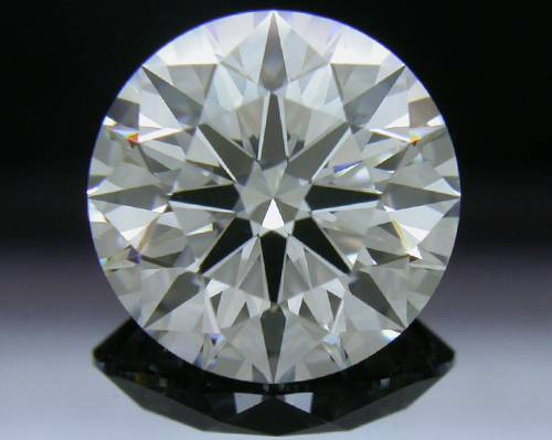 1.998 ct F VS2 A CUT ABOVE® Hearts and Arrows Super Ideal Round Cut Loose Diamond