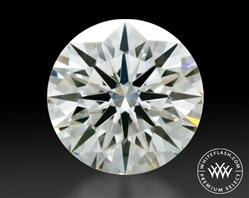 0.441 ct I VVS1 Premium Select Round Cut Loose Diamond