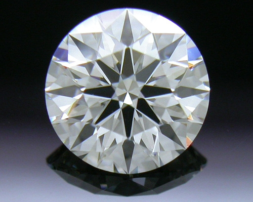 0.813 ct G VVS2 A CUT ABOVE® Hearts and Arrows Super Ideal Round Cut Loose Diamond