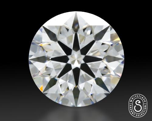 0.906 ct E VVS2 Expert Selection Round Cut Loose Diamond