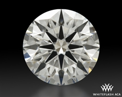 1.015 ct D VS2 A CUT ABOVE® Hearts and Arrows Super Ideal Round Cut Loose Diamond