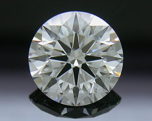 1.13 ct G VS2 A CUT ABOVE® Hearts and Arrows Super Ideal Round Cut Loose Diamond