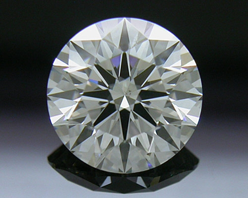 1.053 ct I VS2 A CUT ABOVE® Hearts and Arrows Super Ideal Round Cut Loose Diamond
