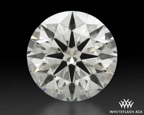 1.002 ct I VS1 A CUT ABOVE® Hearts and Arrows Super Ideal Round Cut Loose Diamond