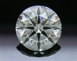 1.05 ct G VS2 A CUT ABOVE® Hearts and Arrows Super Ideal Round Cut Loose Diamond