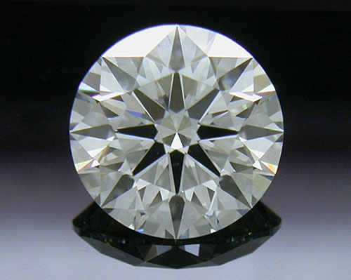 1.235 ct H SI1 A CUT ABOVE® Hearts and Arrows Super Ideal Round Cut Loose Diamond