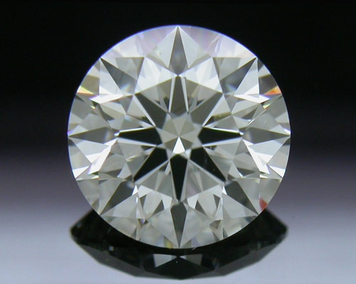 1.208 ct I SI1 A CUT ABOVE® Hearts and Arrows Super Ideal Round Cut Loose Diamond